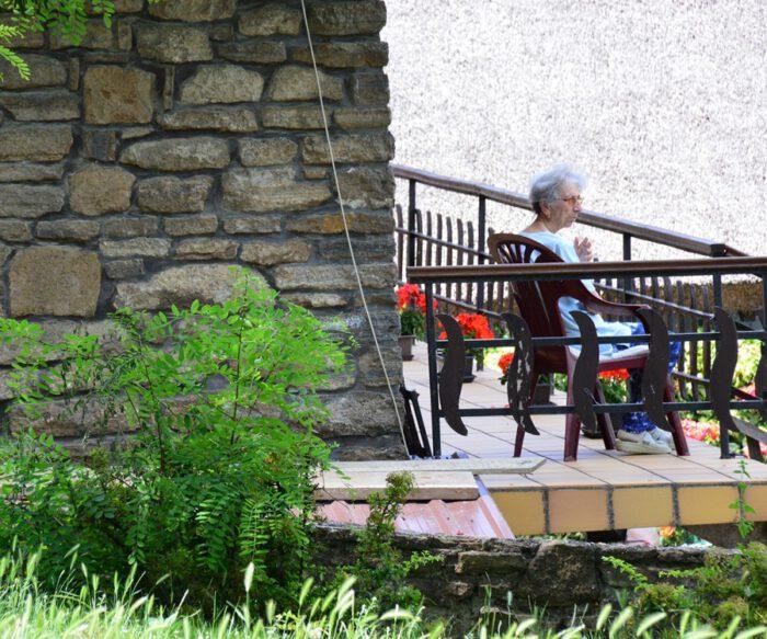 Wohnen und leben im Alter