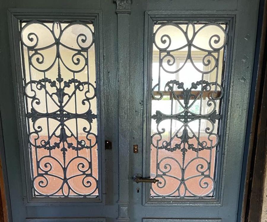 Tür als besonderes Bauelement